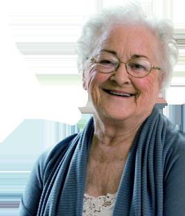 Personne âgée, Résidence Emilie de Villeneuve